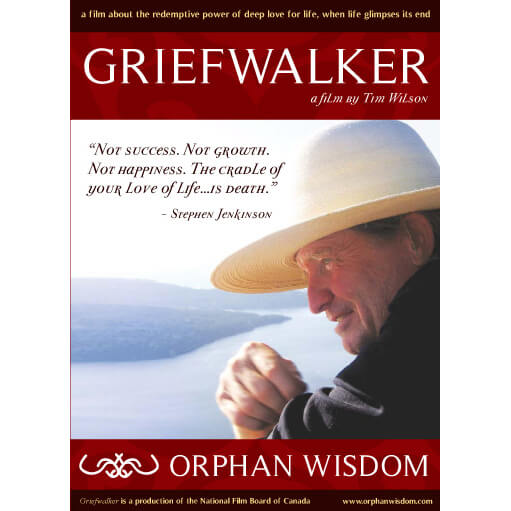 Stephen Jenkinson - Griefwalker and How It All Could Be