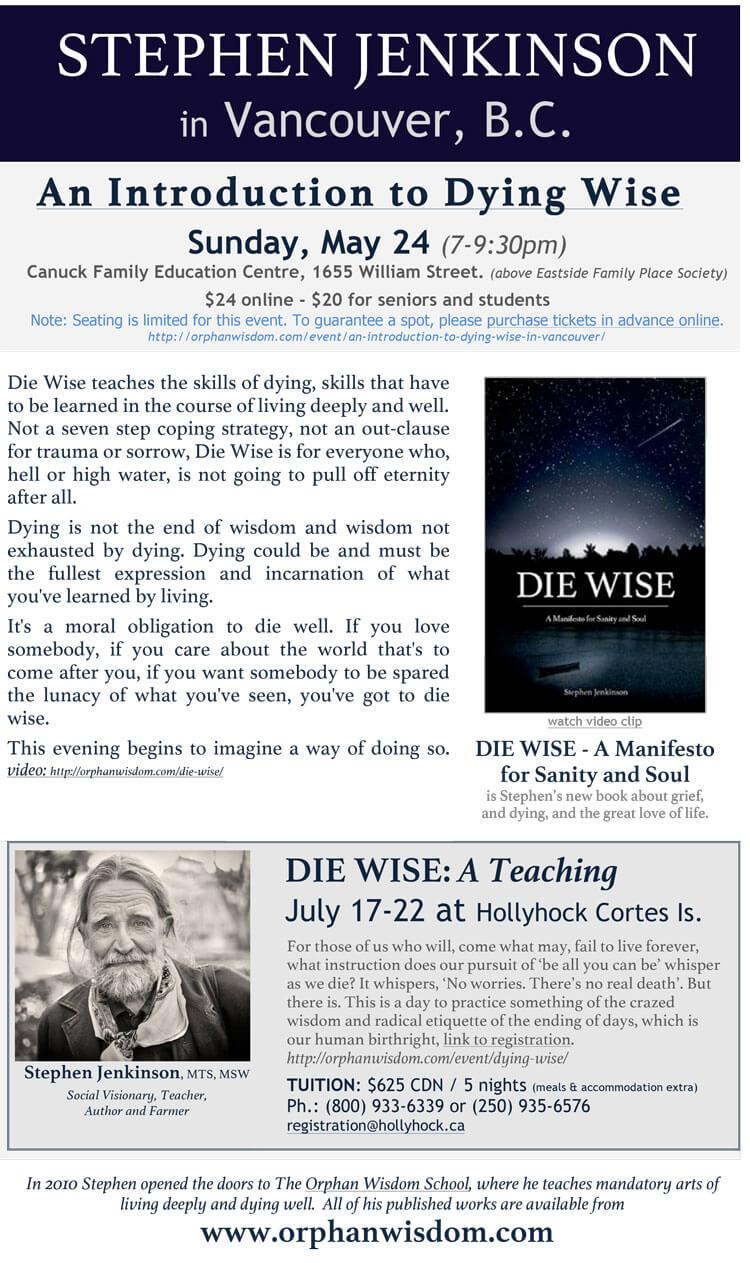2015-05-24 VANCOUVER DIE WISE Talk_nrdr2