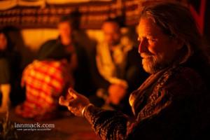 Stephen Jenkinson photo by Ian Mackenzie 1