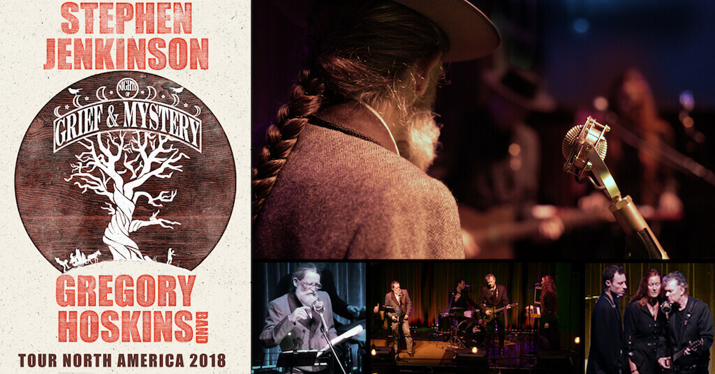 2018 Nights of Grief and Mystery Tour: Ithaca, NY | Orphan